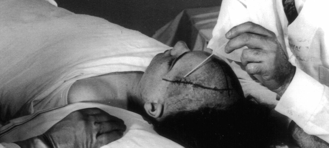 Da psykiatrien friskmeldte homofile
