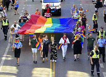 Det blir Oslo Pride