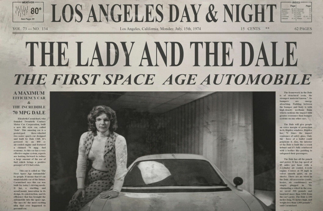 The Lady and the Dale.