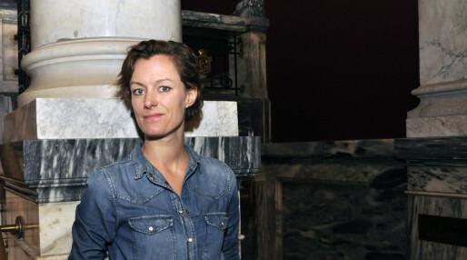 Anette Trettebergstuen i konverteringsduell
