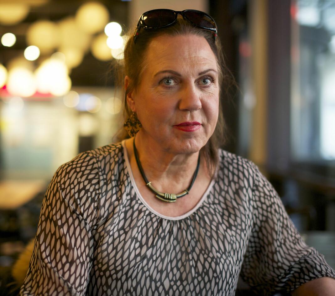 Jan Elisabeth Lindvik.