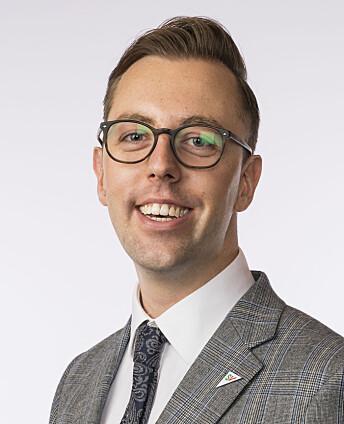 Nicholas Wilkinson, Sosialistisk Venstreparti, Akershus.