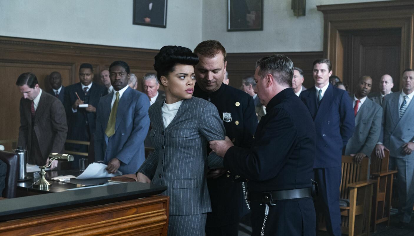 Andra Rays innsats i filmen «The United States vs. Billie Holiday», har gitt henne to Golden Globe-nominasjoner: beste kvinnelige skuespiller og beste originale sang.