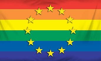 EU erklærer seg som lhbt-frihetsssone som et svar på Polens lhbt-frie soner