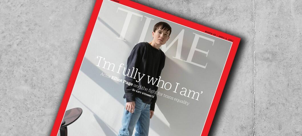 «Endelig er jeg meg selv»