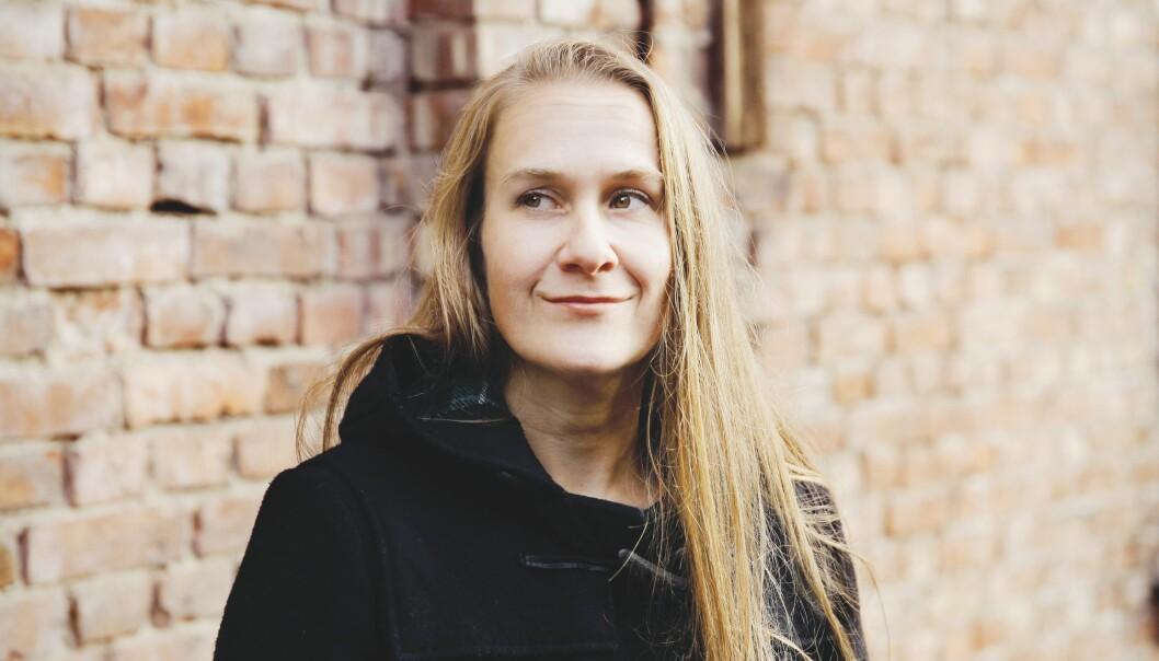 – Det fineste med Ingrid er at hun får meg til å undre meg. Jeg blir alltid klokere av å snakke med henne, sier Camilla Bogetun Johansen om kjæresten Ingrid Z. Aanestad.