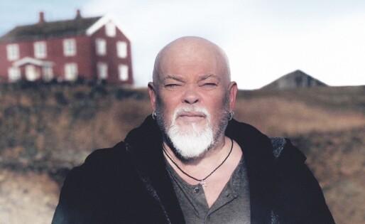 Sven Henriksen spiller fengselsfuglen Lillebror i den norske HBO-satsingen «Velkommen til Utmark»