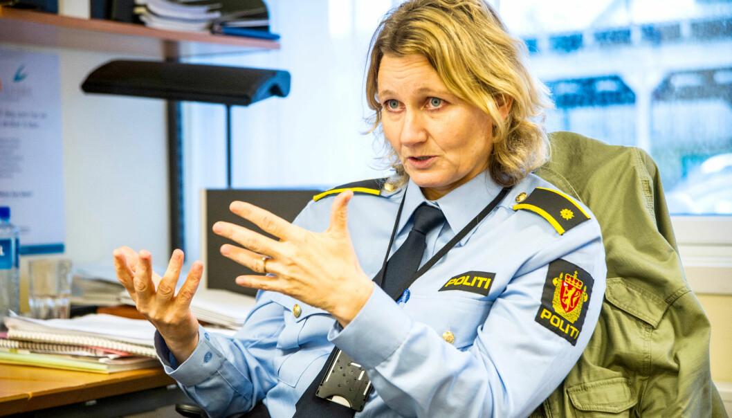– Selvsagt kan nedstengningen ha hatt noe innvirkning på tallene, sier Monica Lillebakken, leder av Oslopolitiets hatkrimgruppe.