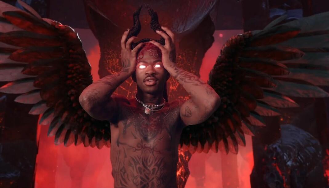 Lil Nas X.