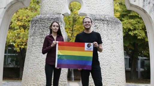 18 studenter risikerer fengsel etter Pridefeiring i Ankara