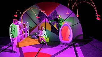 Den omdiskuterte barneforestillingen «Tobias og dagen det smalt» på turné med Riksteatret