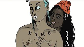 Sexbrosjyre skaper debatt i Sverige