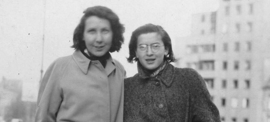 I dag er det 100 år siden poeten Gunvor Hofmo ble født