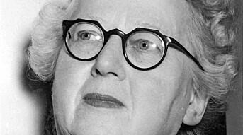 Lesbisk synlighetsuke: Pauline Hall
