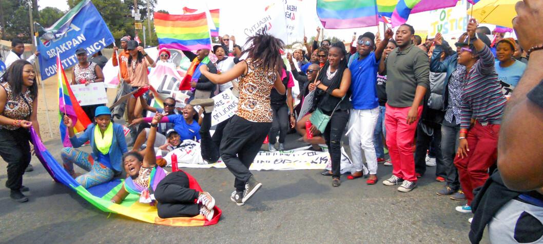 Fire homofile myrdet på én måned