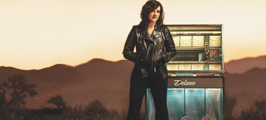 Lesbisk countryartist i toppsjiktet