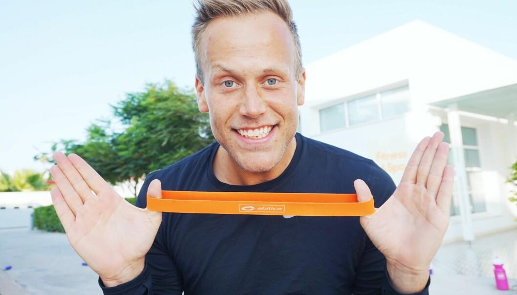 Sølve Sundrehagen vil at podkastserien hans skal motivere og inspirere skeive.