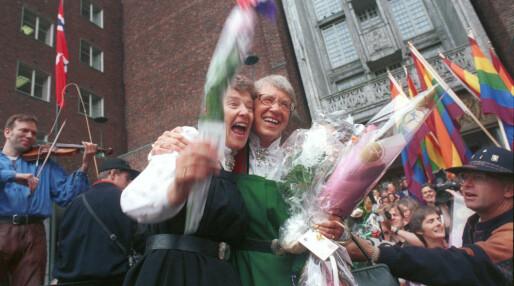 28 år siden Partnerskapsloven