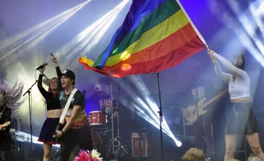 NRK dekker Oslo Pride med direktesending