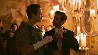 Ny film om skandaløst, meksikansk drag-ball i 1901