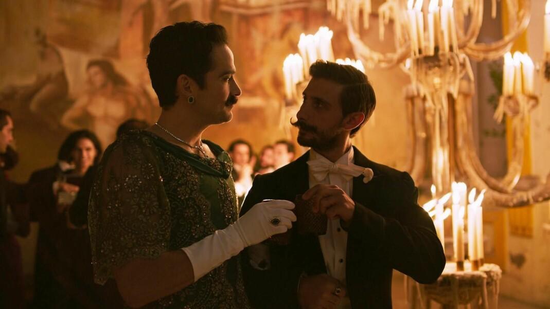 Ignacio de la Torre y Mier, presidentens svigersønn, står i sentrum av en stor skandale i filmen «De 41 danserne».