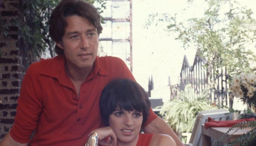 Halston, til venstre, var god venn med blant andre Liza Minnelli.
