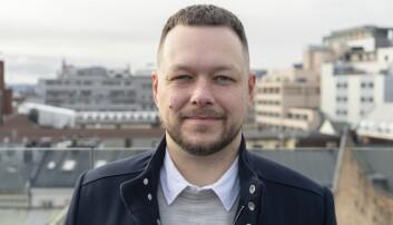 Leder i FRI, Inge Alexander Gjestvang.