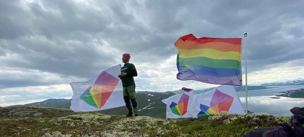 Valdres, Ål, Sofjo, Bergen og Horten: Her er ukas Pridefeiringer