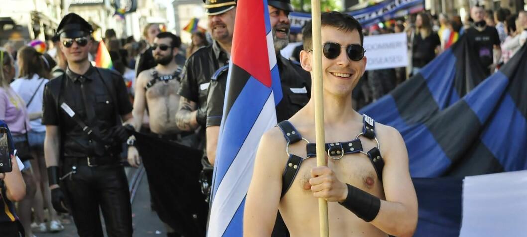 Mere kink i Pride!