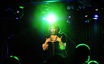 Pride-eventyr med Nabi Yeon Geisha