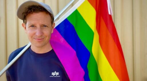 «Er du homo, eller? Hahaha!»