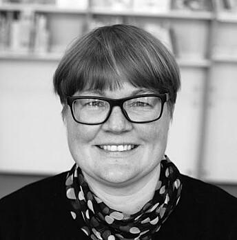 Siri Lindstad.