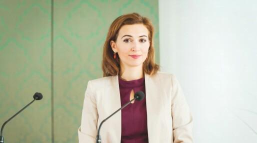 Østerrikes justisminister ber om unnskyldning