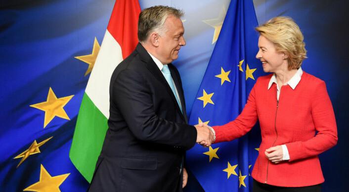 EU-kommisjonen går til sak mot Ungarn og Polen for brudd på lhbt+rettigheter