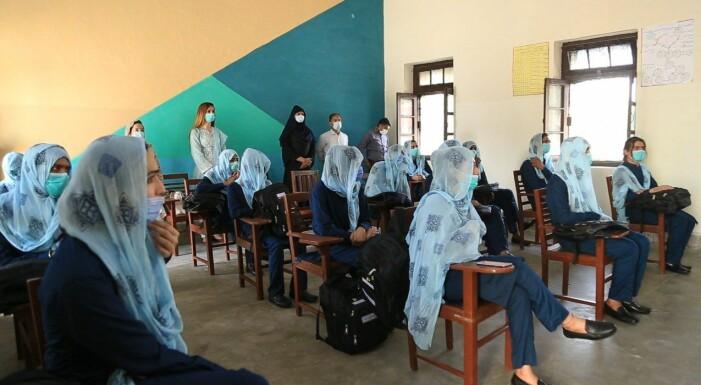 Bli med inn på Pakistans første statsstøttede skole for transpersoner