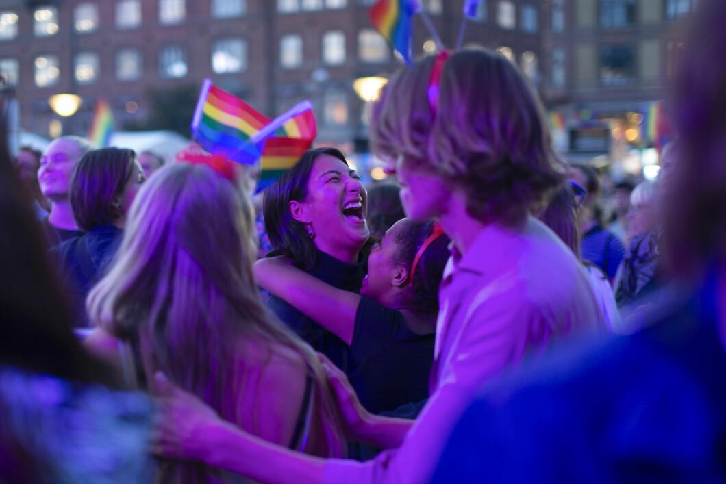 Copenhagen Pride 2018.