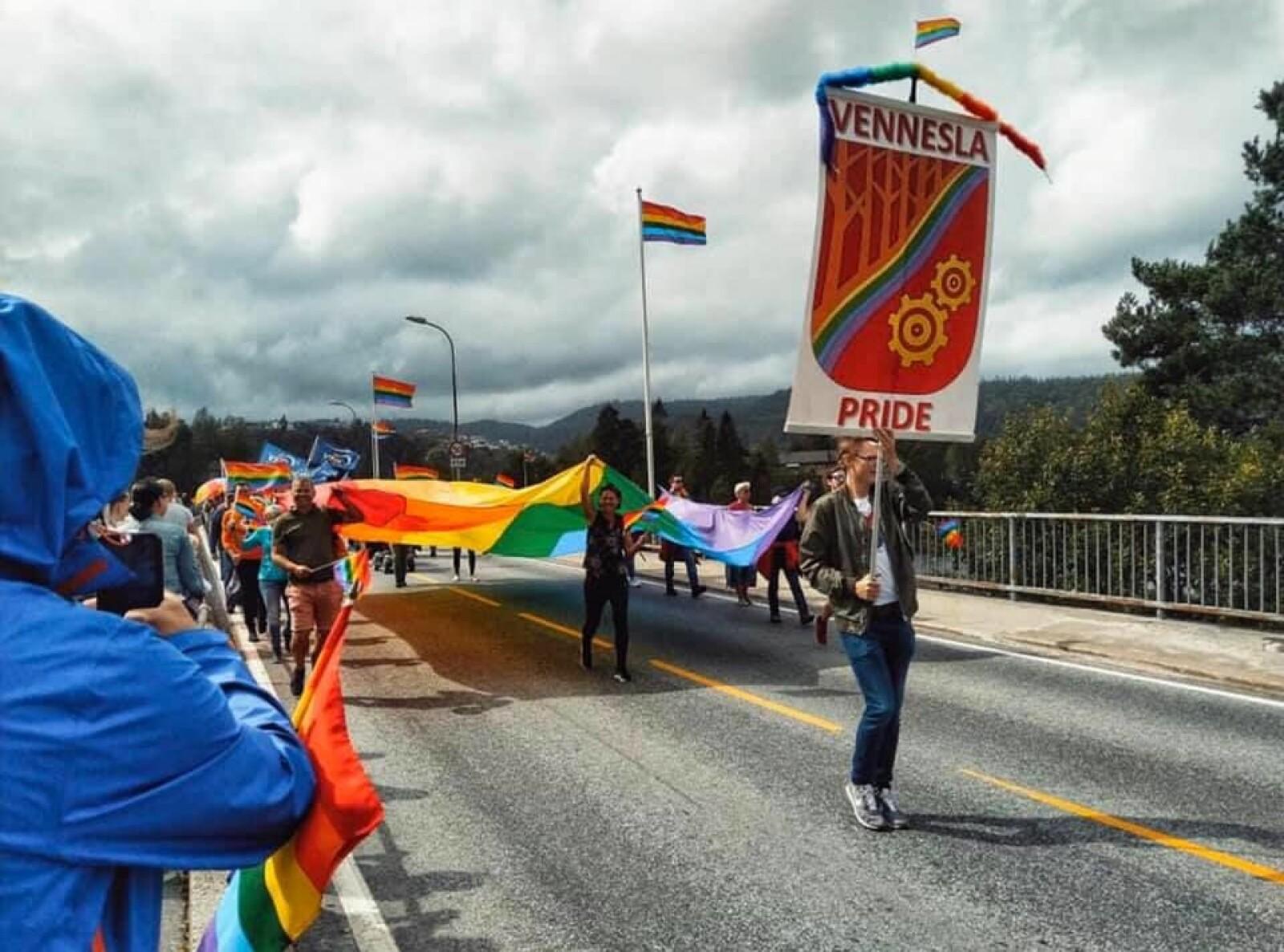 Vennesla Pride.