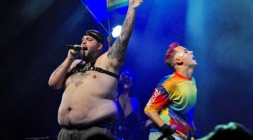 Drammen Pride leverte