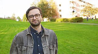 Bruno Jovanović er tildelt Saabye-stipendet