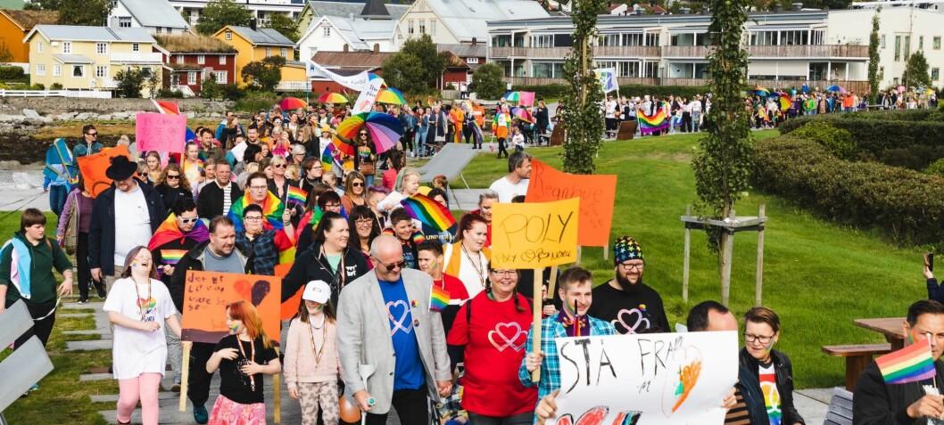 Dette er Pridene i september