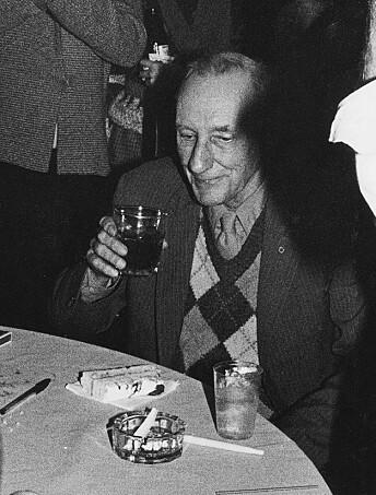 William S Burroughs var sentral for den litterære og kulturelle Beat-generasjonen, og påvirket både litteraturen og kulturen med sine avantgarde- arbeider.