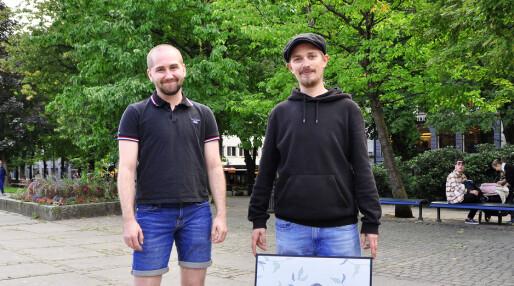 Gikk til sak mot staten og vant pris under Norges første Trans Pride