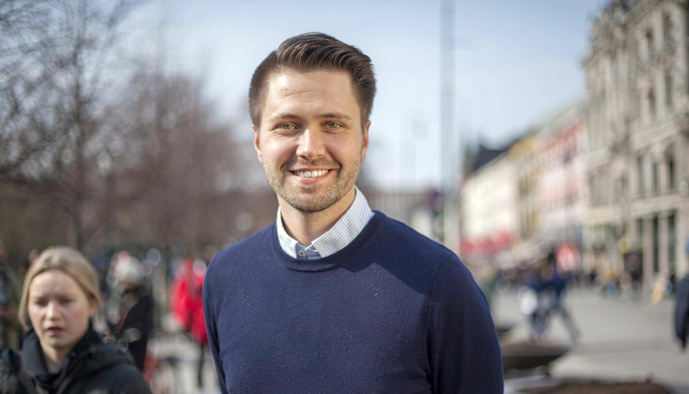 Bjørn-Kristian Svendsrud.