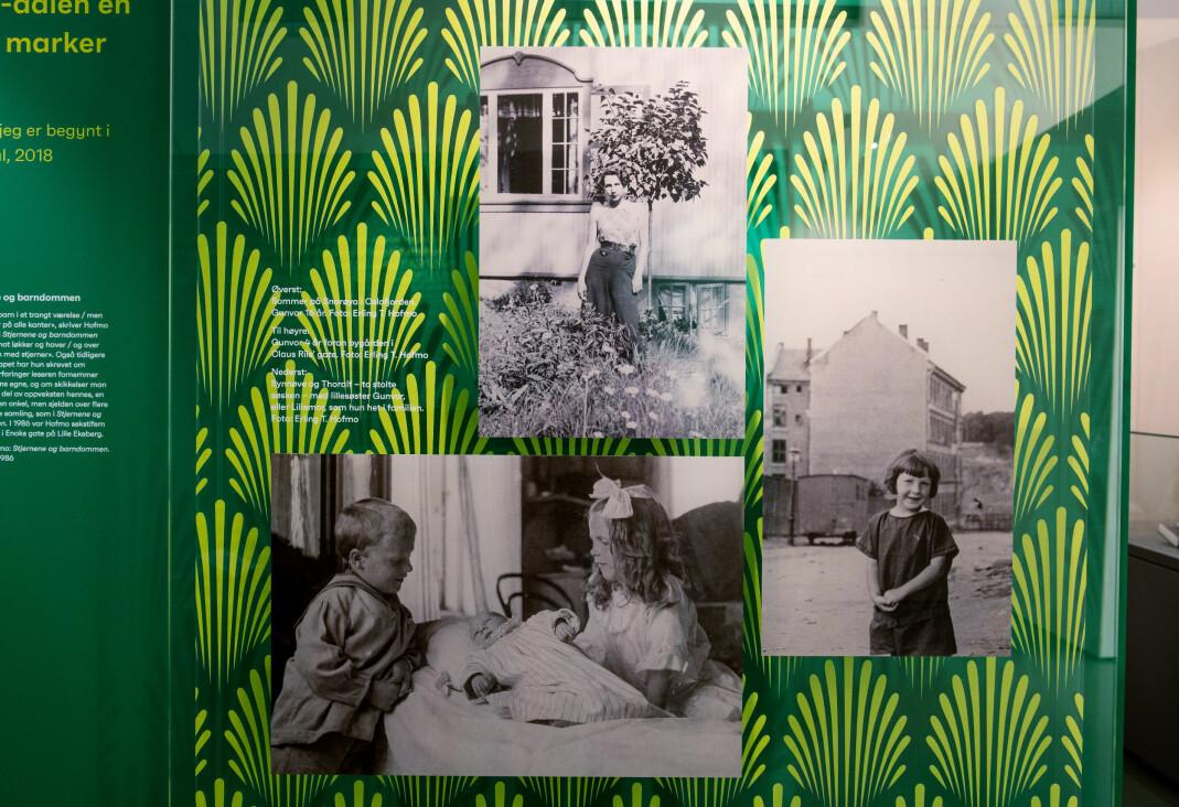 Denne høsten markerer Nasjonalbiblioteket Hofmos 100-årsjubileum med utstilling, bokutgivelse og et omfattende formidlingsprogram.