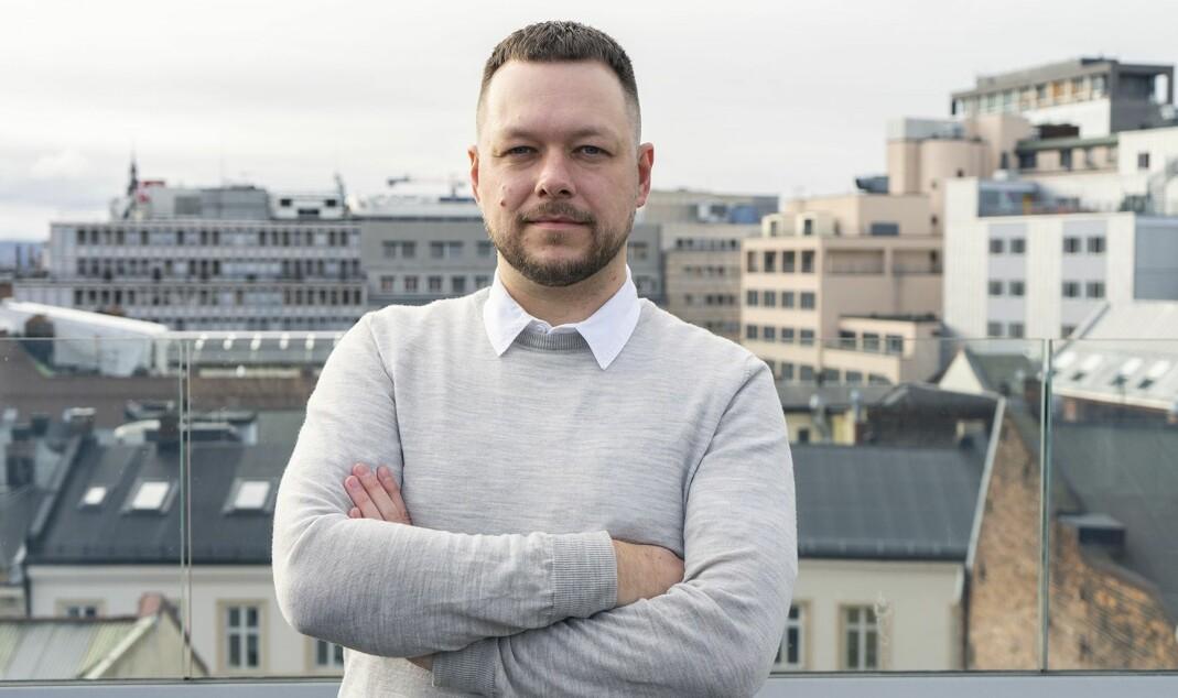 Leder i Foreningen for kjønns- og seksualitetsmangfold (FRI), Inge Alexander Gjestvang.