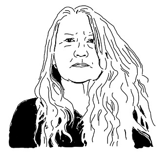 Redaktør Erna Bøyum.