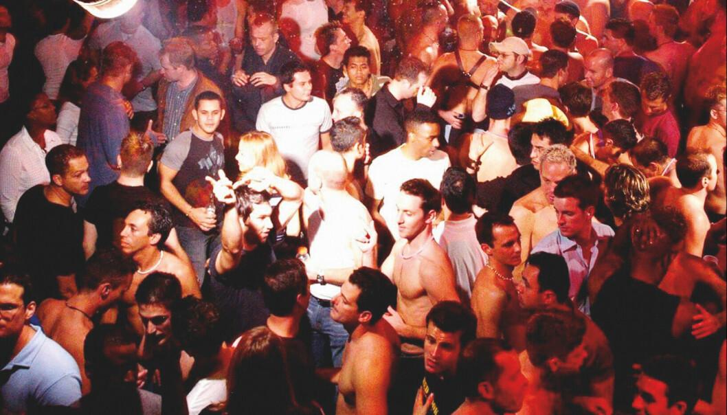 I «GayBarchives»- podkasten får du blant annet høre historier fra Backstreet, Atlantas mest sagnomsuste døgnåpne nattklubb som var åpen alle dager i årene 1975 - 2004.
