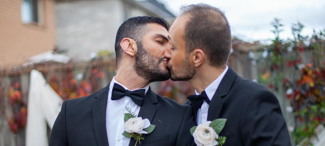 Sveits legaliserer likekjønnet ekteskap