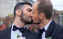 Legaliserer likekjønnet ekteskap