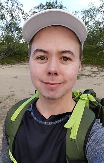På bloggen «Transmannen Levi» skriver Levi Sørum (26) om sine erfaringer som transperson.